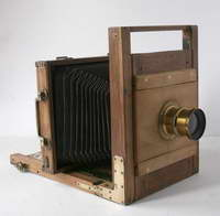 Les appareils grand format for Chambre photographique 13 x 18