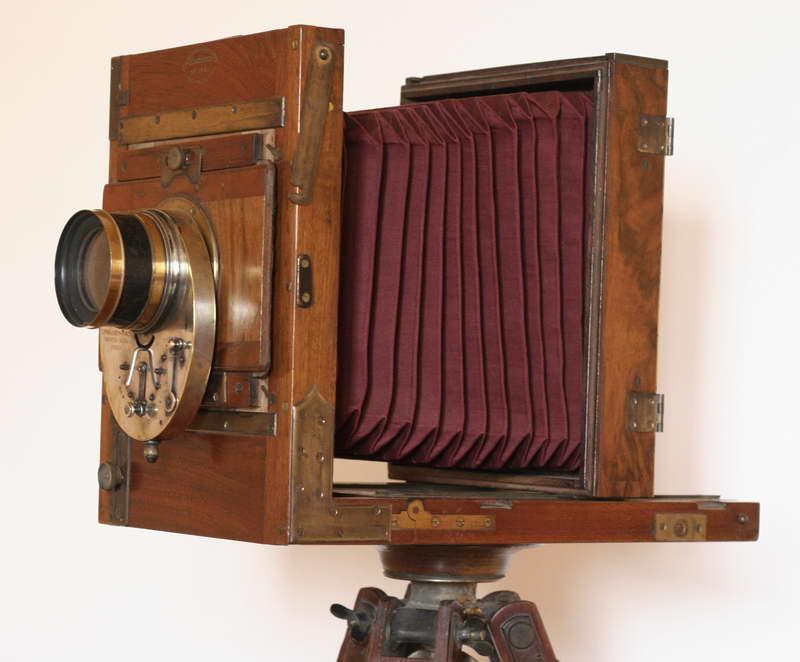 Chambre mackenstein for Chambre photographique 13 x 18