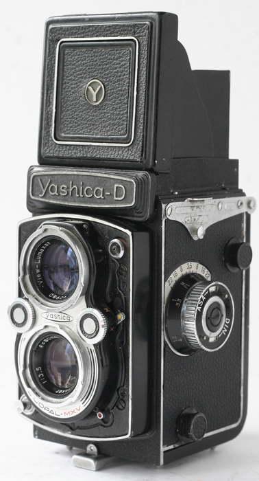 appareil photo yashica mat